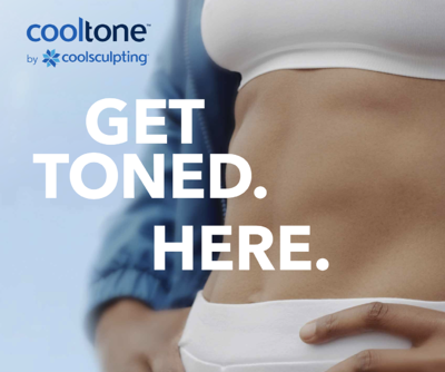 CoolTone - Fone Strengthen Firm Abs