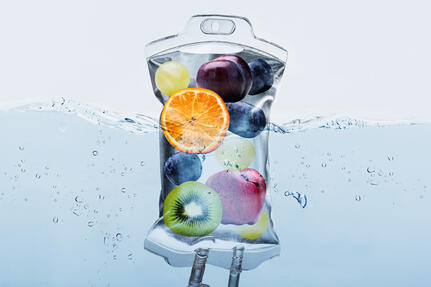 iv therapy fruit